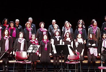 Actividades: Concierto anual del coro