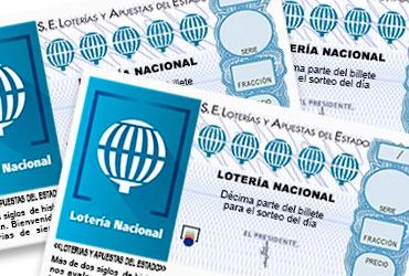 Actividades CRIAME: Lotería
