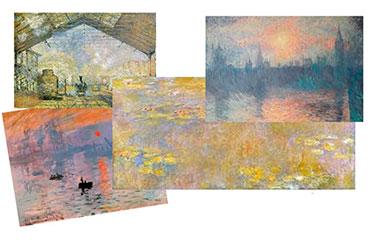 Exposición y venta de cuadros