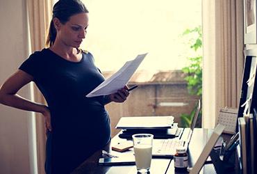 Información de ayuda a la embarazada
